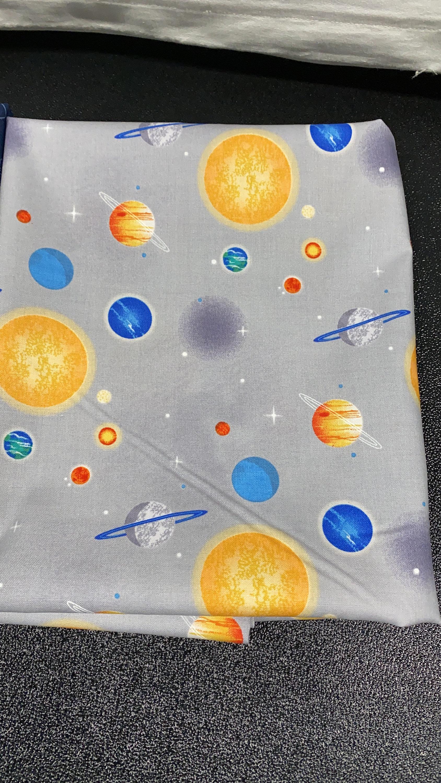 NASA Fabric by Riley Blake