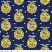FFA® Forever Blue® Emblem Blue