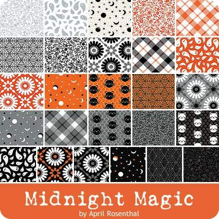 Midnight Magic Quilt Kit by Moda Fabrics