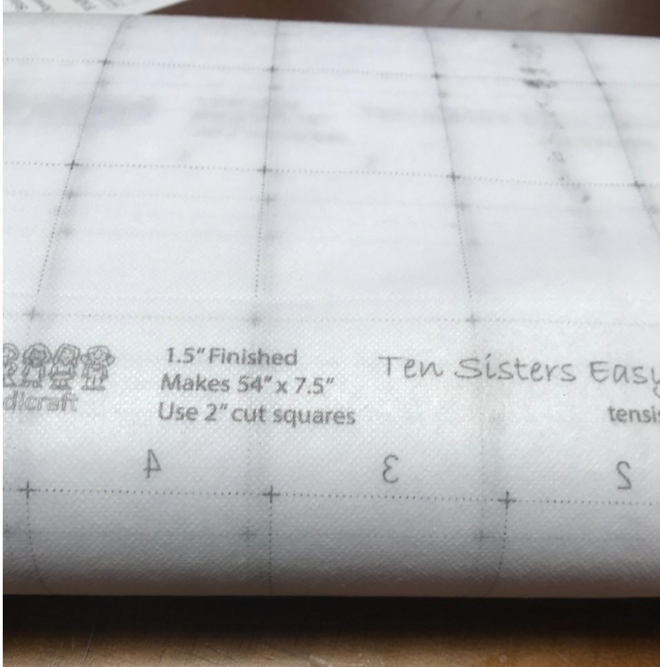1.5 in finished border panels Easy Grid