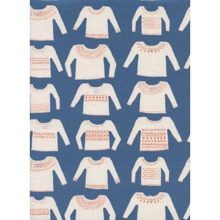 Cozy A Cotton & Steel Fabric