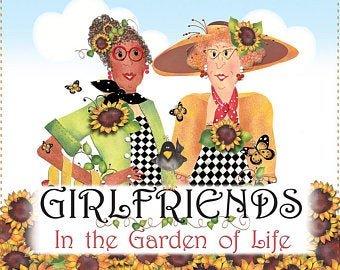 Girlfriends In The Garden Of Life  6