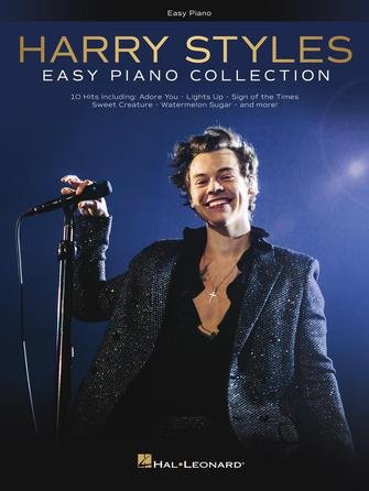 Harry Styles Easy Piano Collection EP