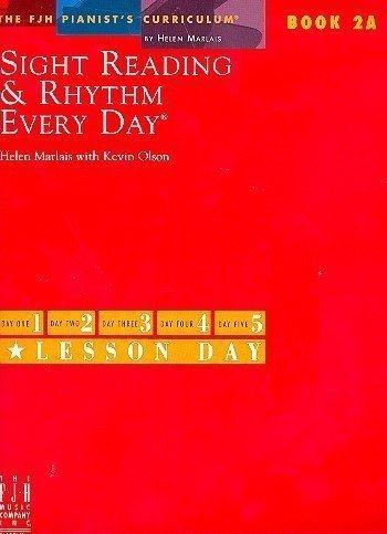 (A6) Sight Reading & Rhythm Every Day Bk.2A