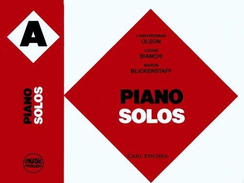 Music Pathways Solos A Bianchi Blickenstaff Olson