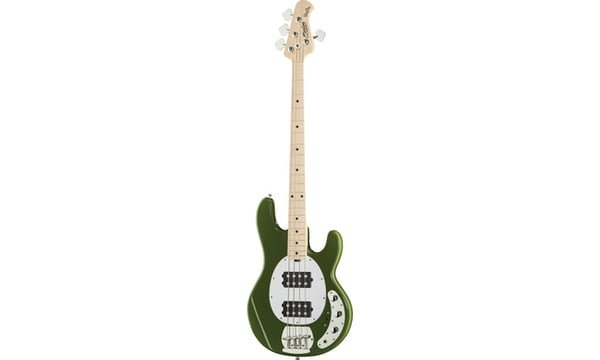 Sterling Ray 4HH Bass in Olive