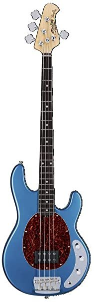 StringRay 4 String Classic Bass Toluca Lake Blue