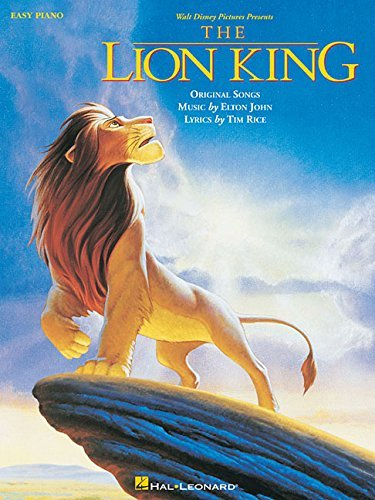 The Lion King Movie Selections Easy Piano