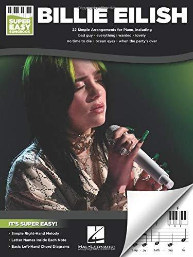 Billie Eilish Super Easy Songbook