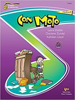 TCW Con Moto Piano Theory for Students Revised