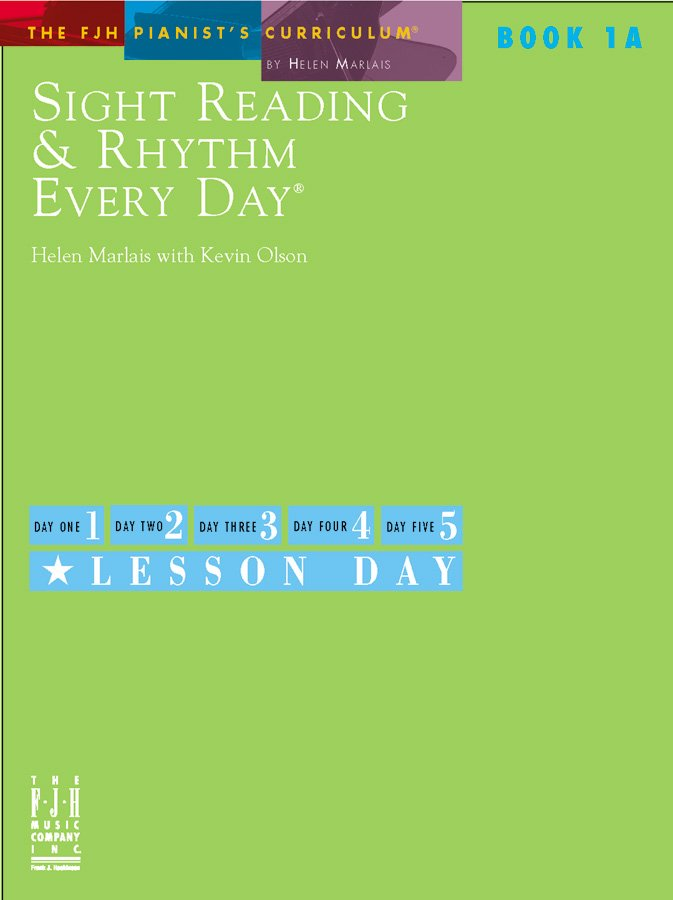 Sight Reading and Rhythm Every Day Bk.A