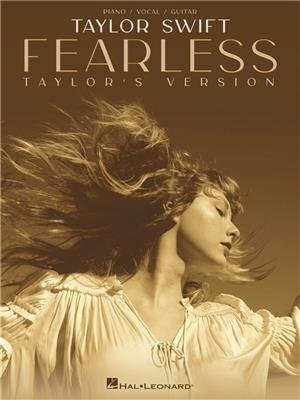 Taylor Swift Fearless (Taylor's Version) PVG