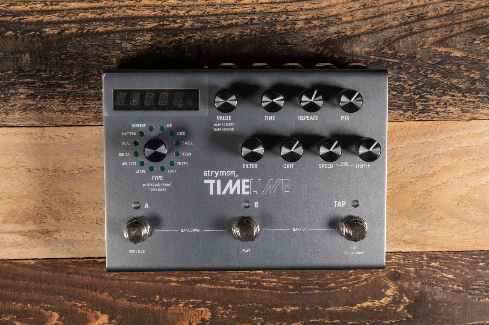 Strymon TimeLine Multidimensional Delay