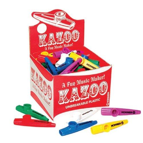 Plastic Kazoo Various Colors