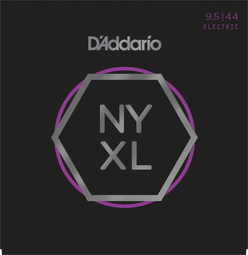 D'Addario NYXL 9.5 - 44 Electric Guitar Strings