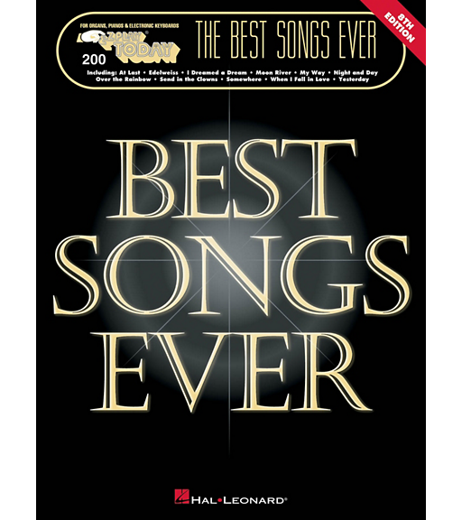 EZ Play Best Songs Ever 8th Edition