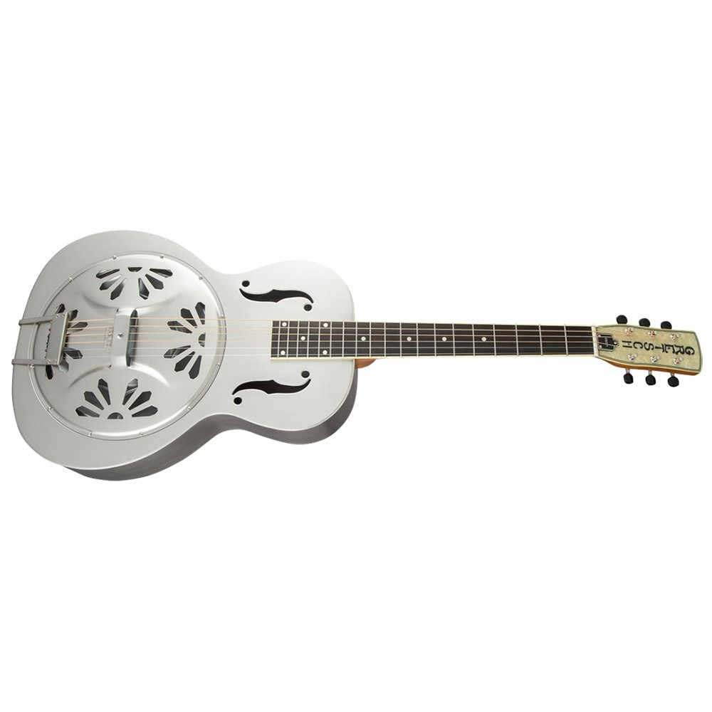 Gretsch G9221 BOBTAIL STEEL ROUND NECK ACOUSTIC/ELECTRIC