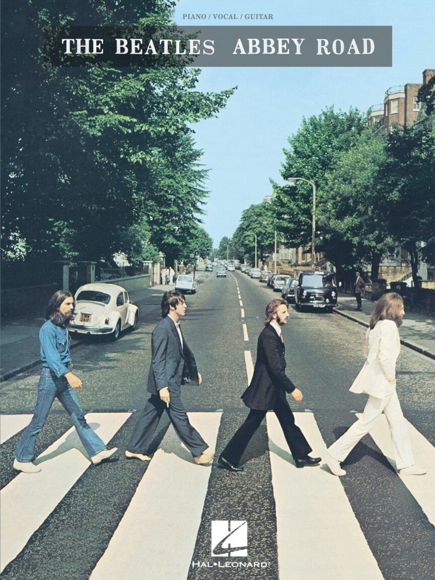 The Beatles Abbey Road PVG
