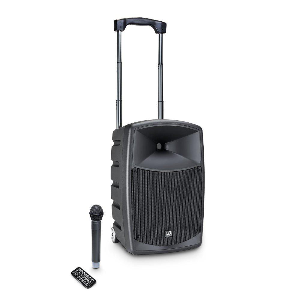 LD Systems ROADBUDDY Battery Powered Portable Bluetooth 10 Speaker