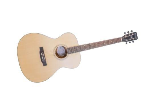 Nashville Guitar Works Orchestra Acoustic Guitar (Natural) w/ Case