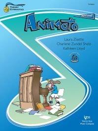 TCW Animato Theory for Piano Students A2