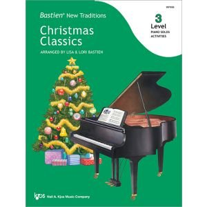 Bastien New Traditions Christmas Classics Level 3