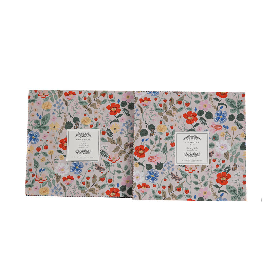 Strawberry Fields Layer Cake by Rifle Paper Co for Cotton + Steel