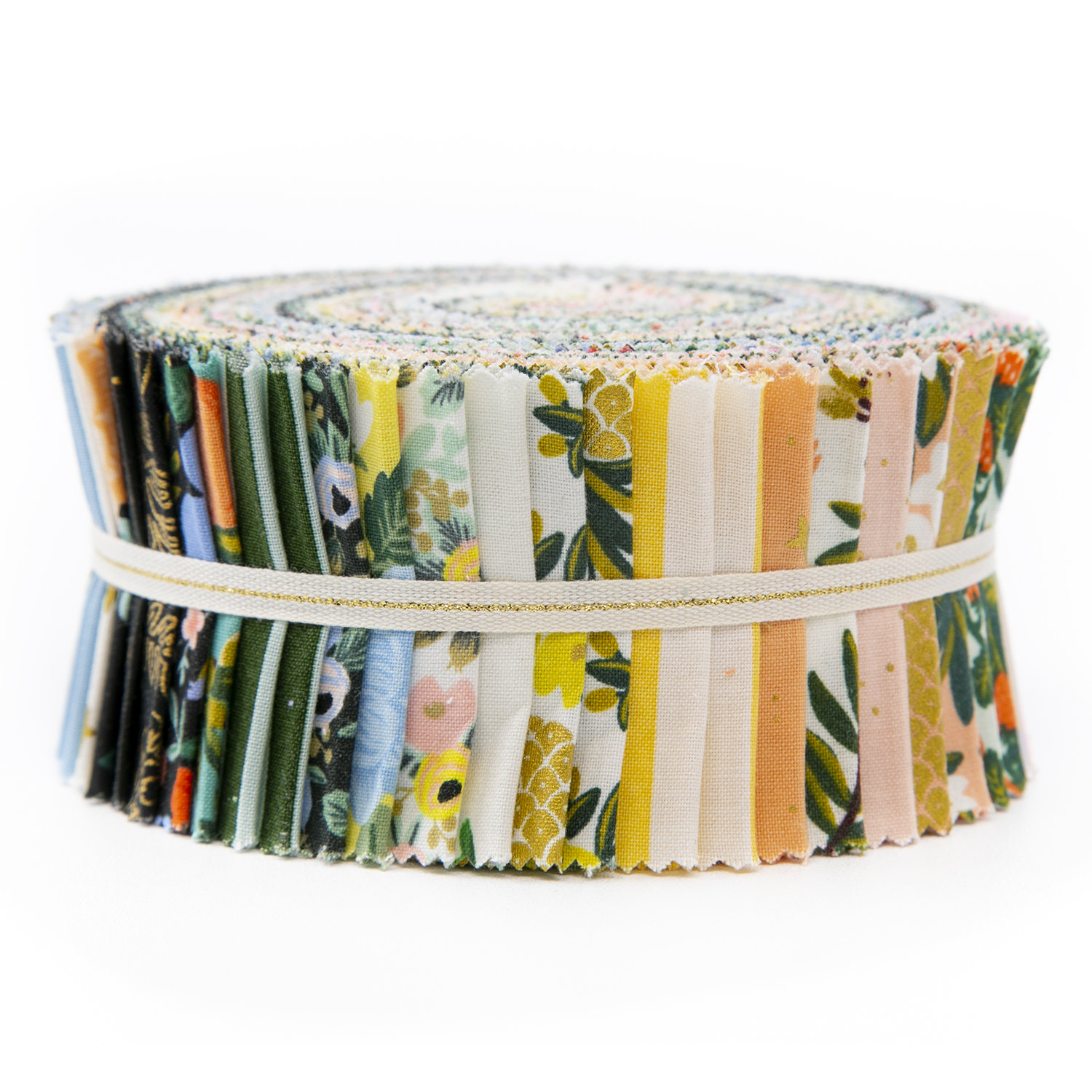 Primavera Jelly Roll by Rifle Paper Co. for Cotton + Steel