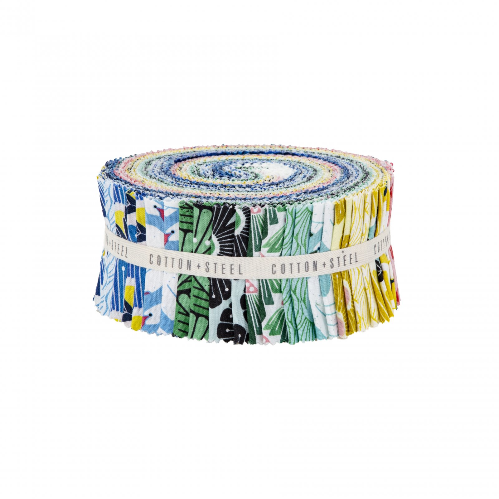 On a Spring Day Jelly Roll by Cotton + Steel