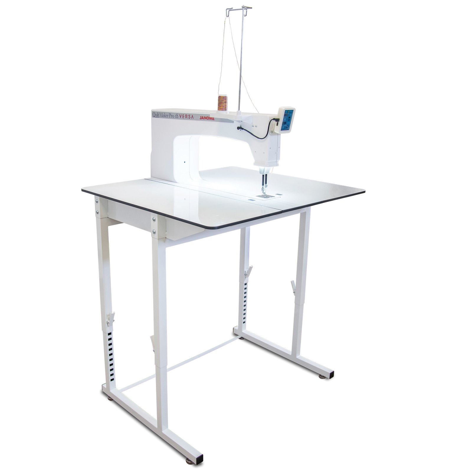 Quilt Maker Pro 18 Versa - Stationary Long Arm with Built-in Stitch Regulator