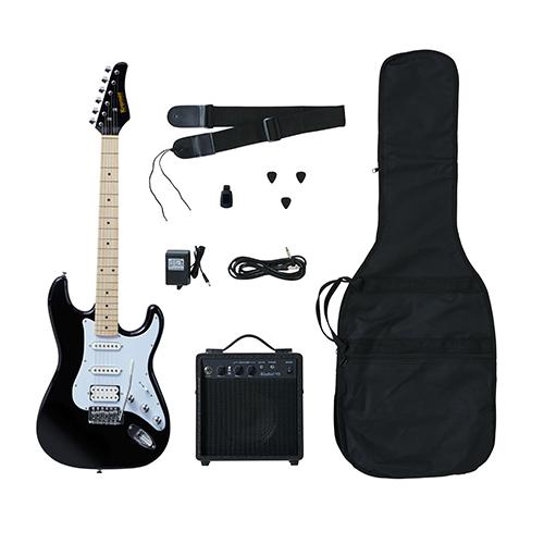 Kramer Focus Electric Guitar Player Pack - Black