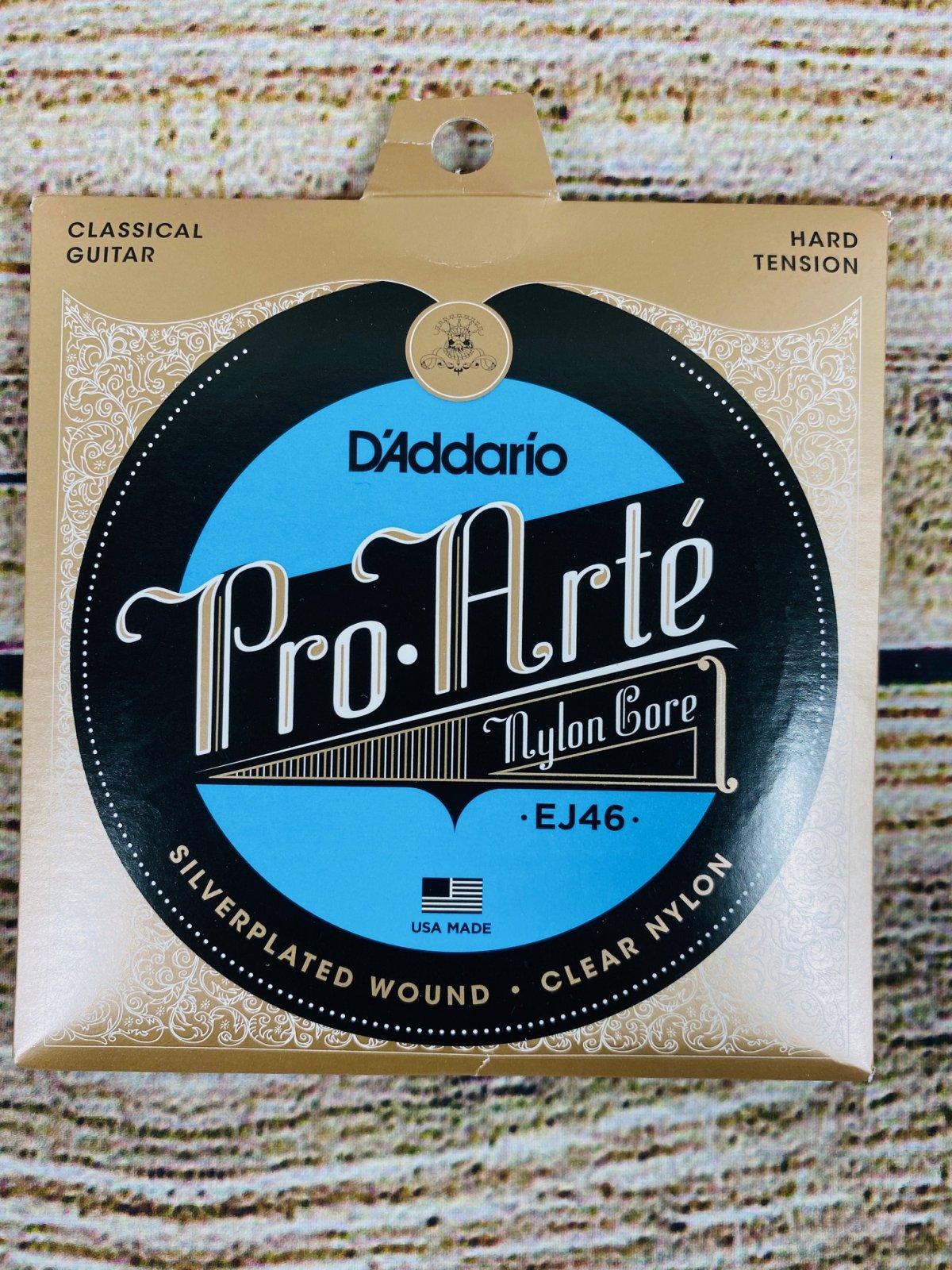 D'Addario Pro-Arte Classical Guitar Strings - Hard Tension