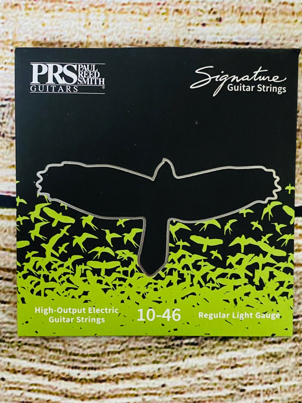 PRS Signature Electric Guitar Strings - .010- .046 Light