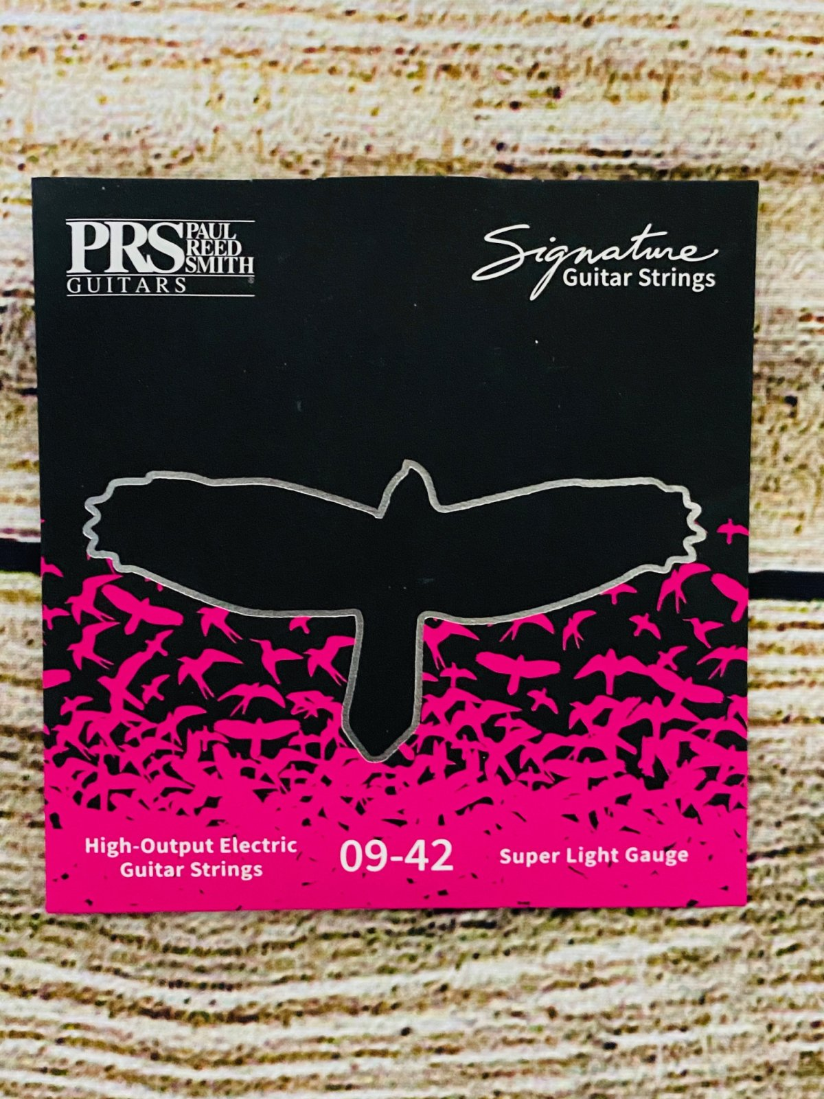 PRS Signature Electric Guitar Strings - .009-.042 Ultra Light