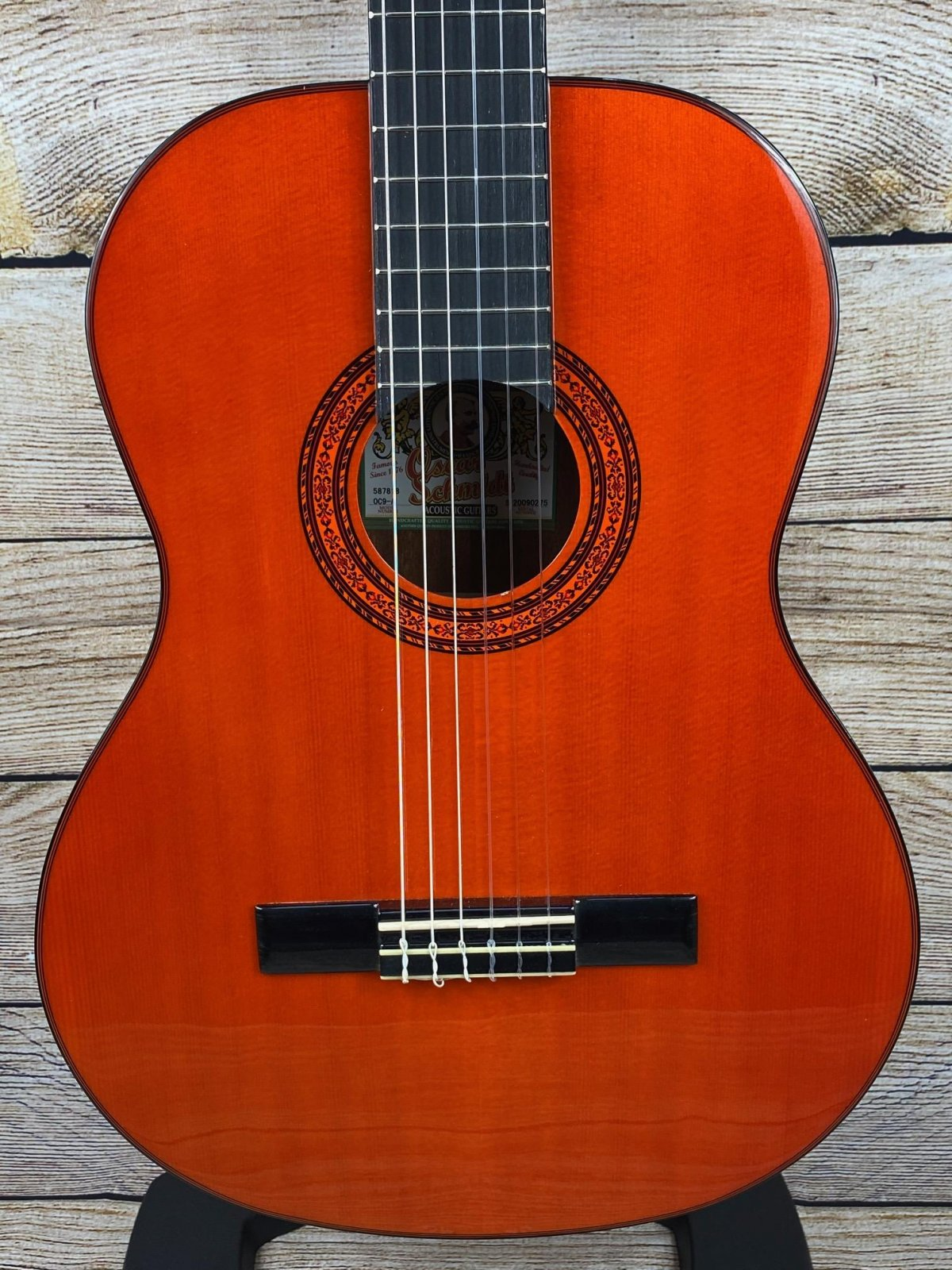 Oscar Schmidt full Size Classical Guitar