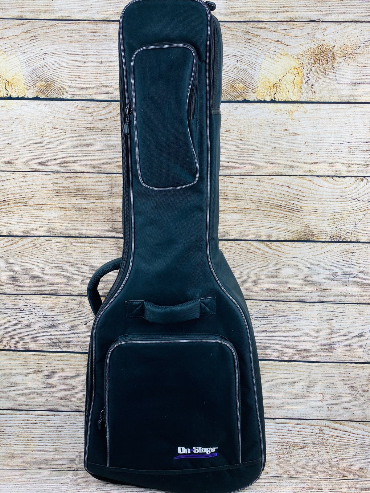 On-Stage GB4770 Deluxe Acoustic Guitar Gig Bag