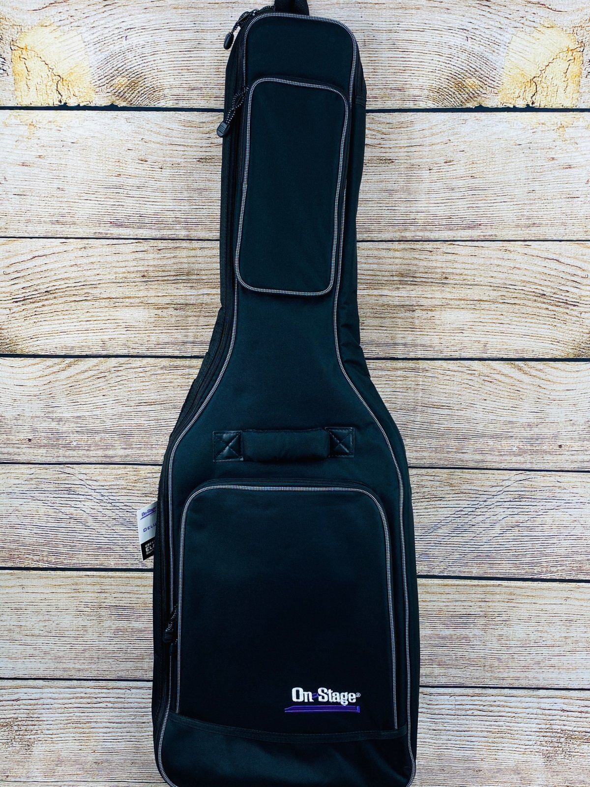 On-Stage GBE4770 Deluxe Electric Guitar Gig Bag