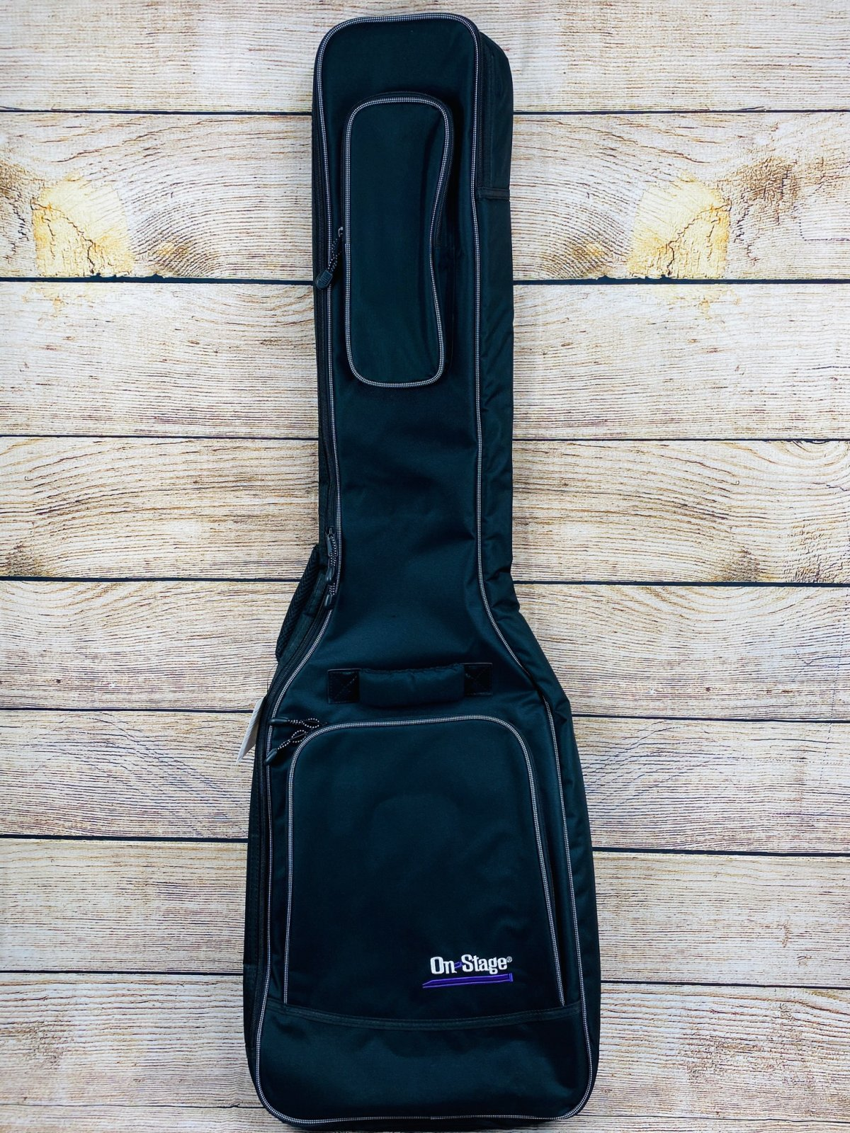 On-Stage GBB4770 Deluxe Electric Bass Gig Bag