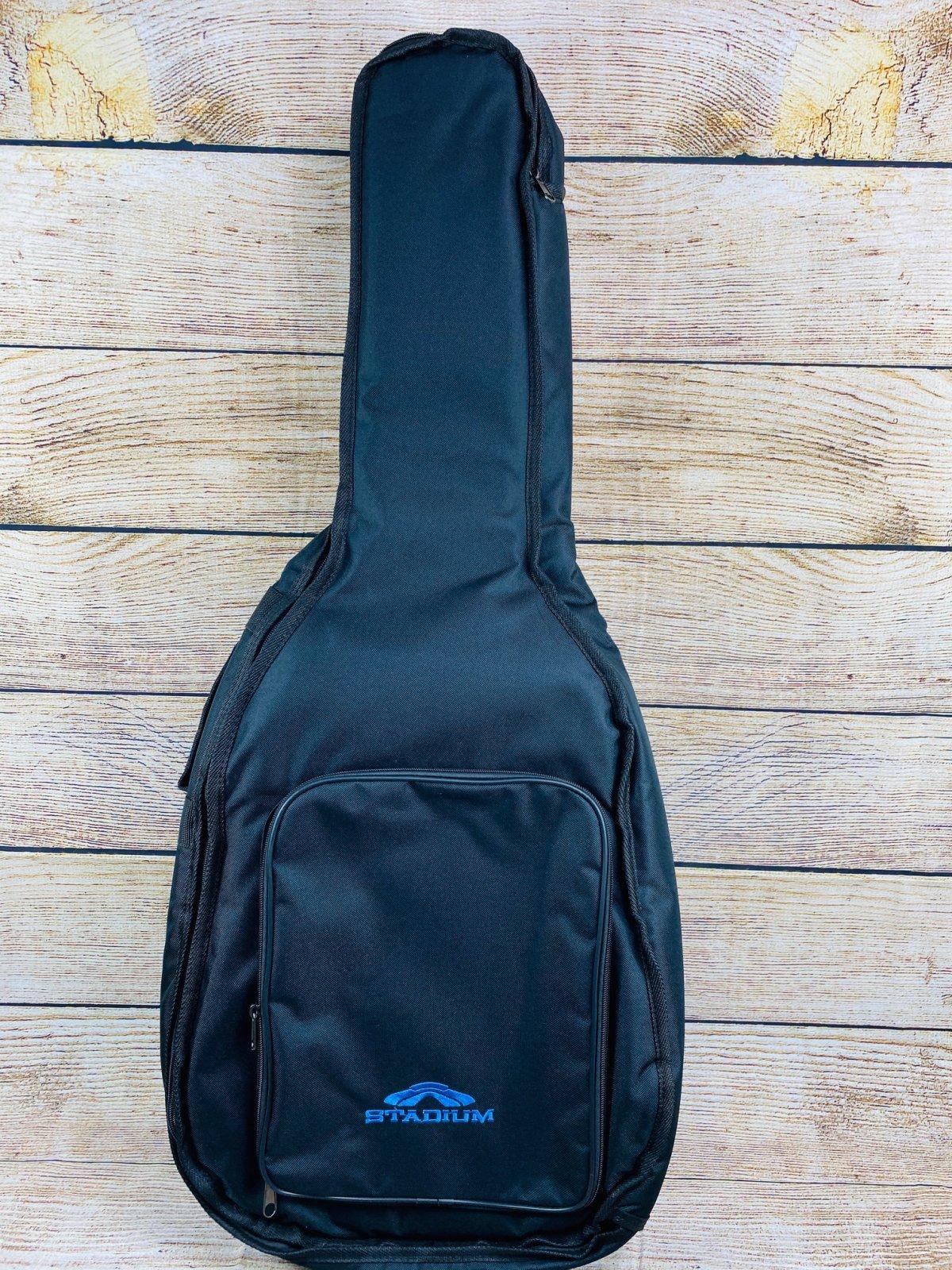 Stadium Acoustic Guitar Gig Bag - 3/4 size