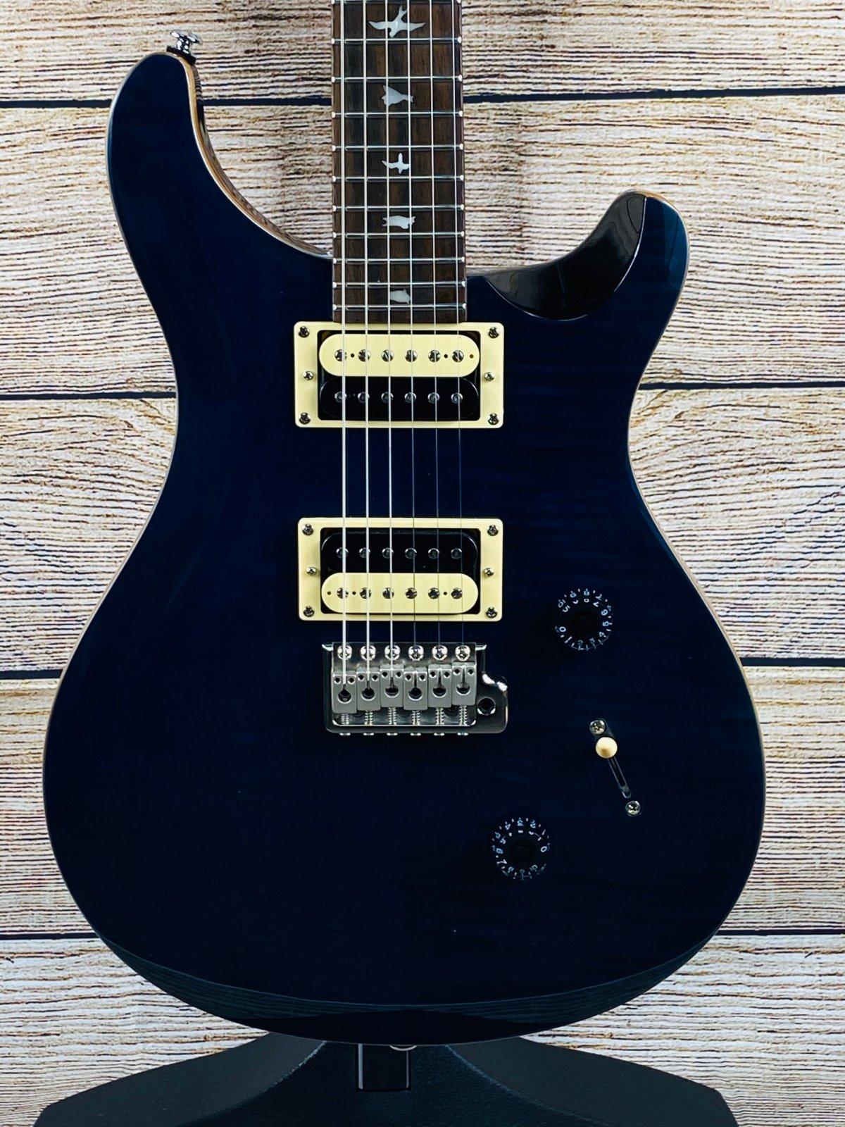 PRS SE Custom 24 Electric Guitar - Whale Blue