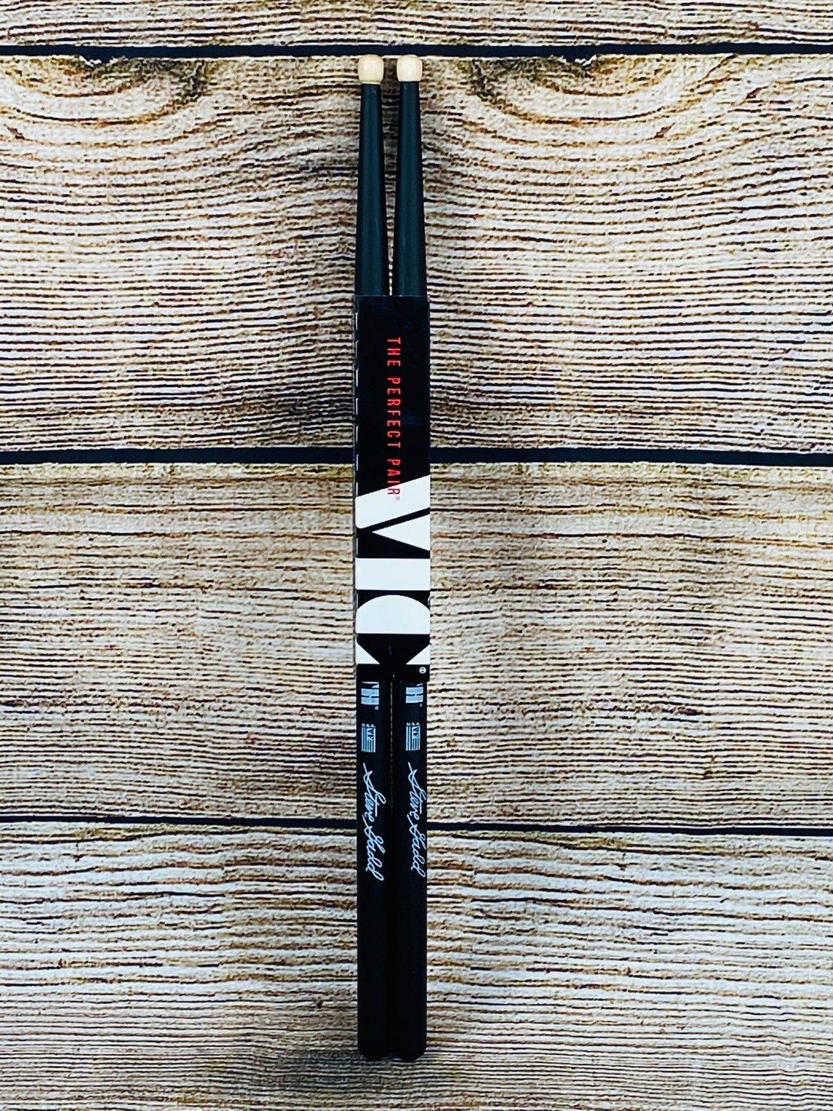 Vic Firth SSG Signature Series Drumsticks - Steve Gadd - Wood Tip