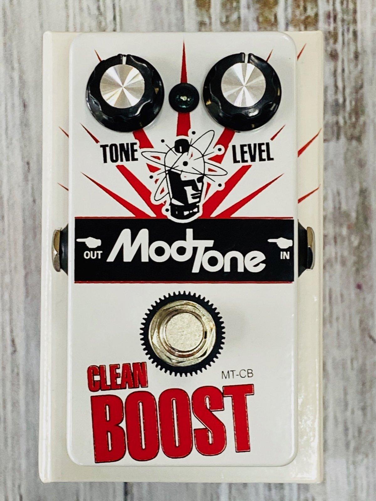 Modtone MT-CB Clean Boost Pedal