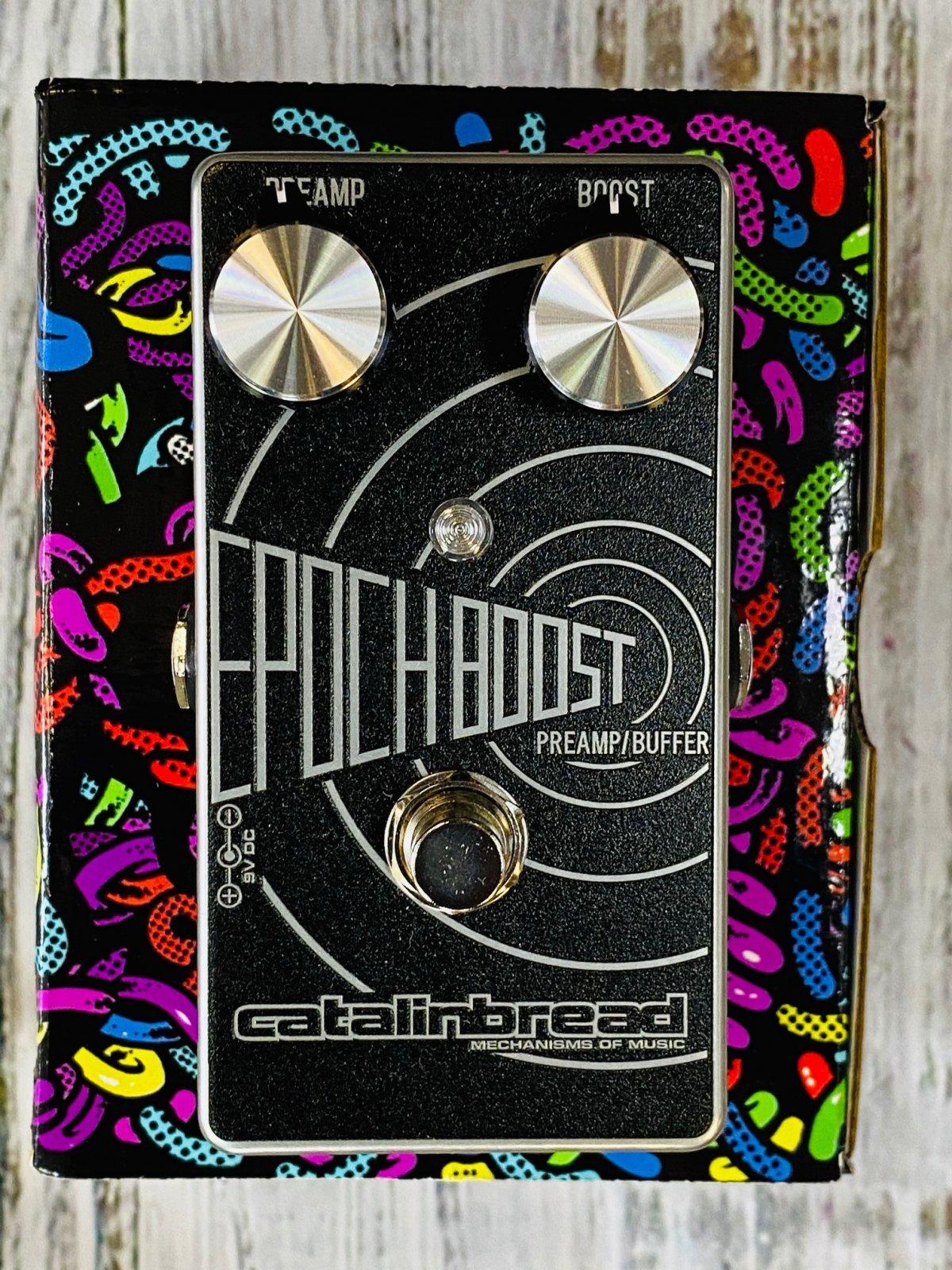 Catalinbread Epoch Boost EP-3 Preamp/Buffer Pedal