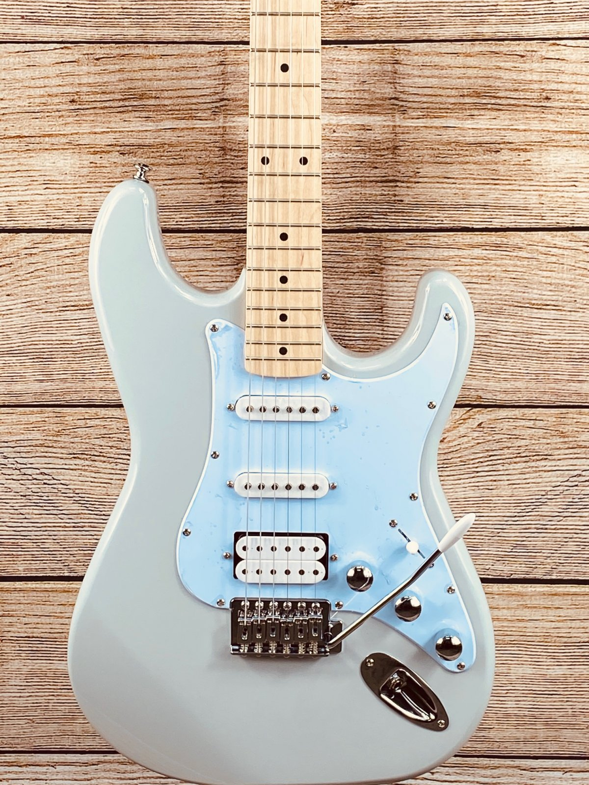 Kramer Focus VT-211S Electric Guitar - Pewter Gray