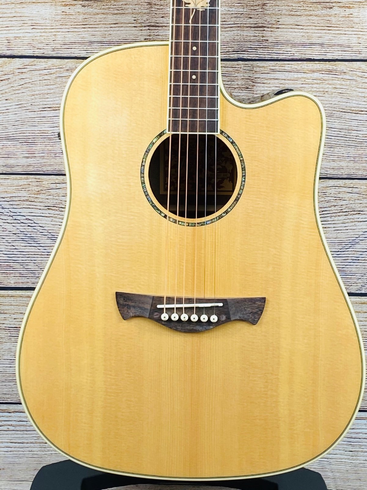 Tagima Vancouver-EQ Acoustic Electric Guitar, Natural