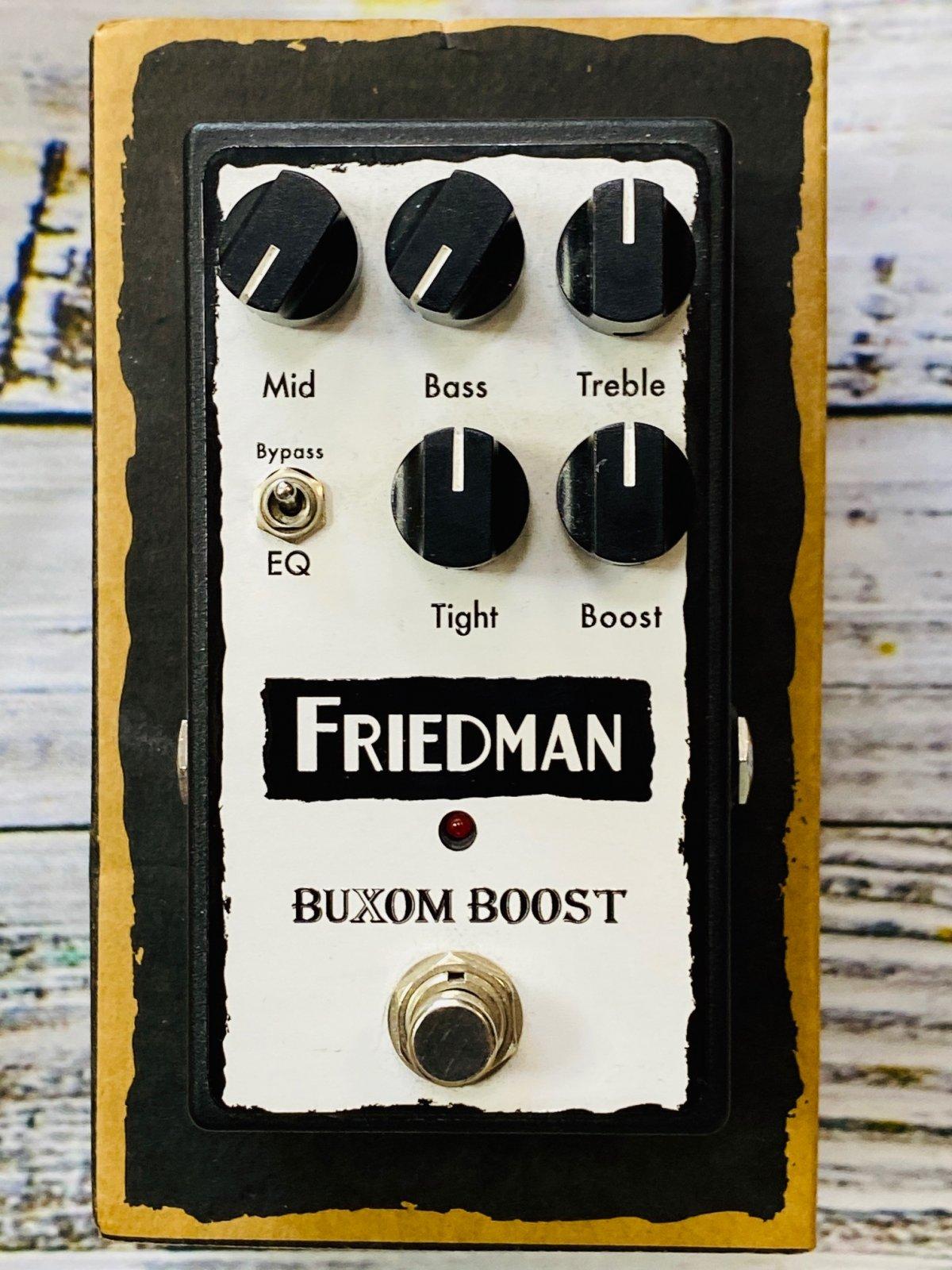 Friedman Buxom Boost Pedal