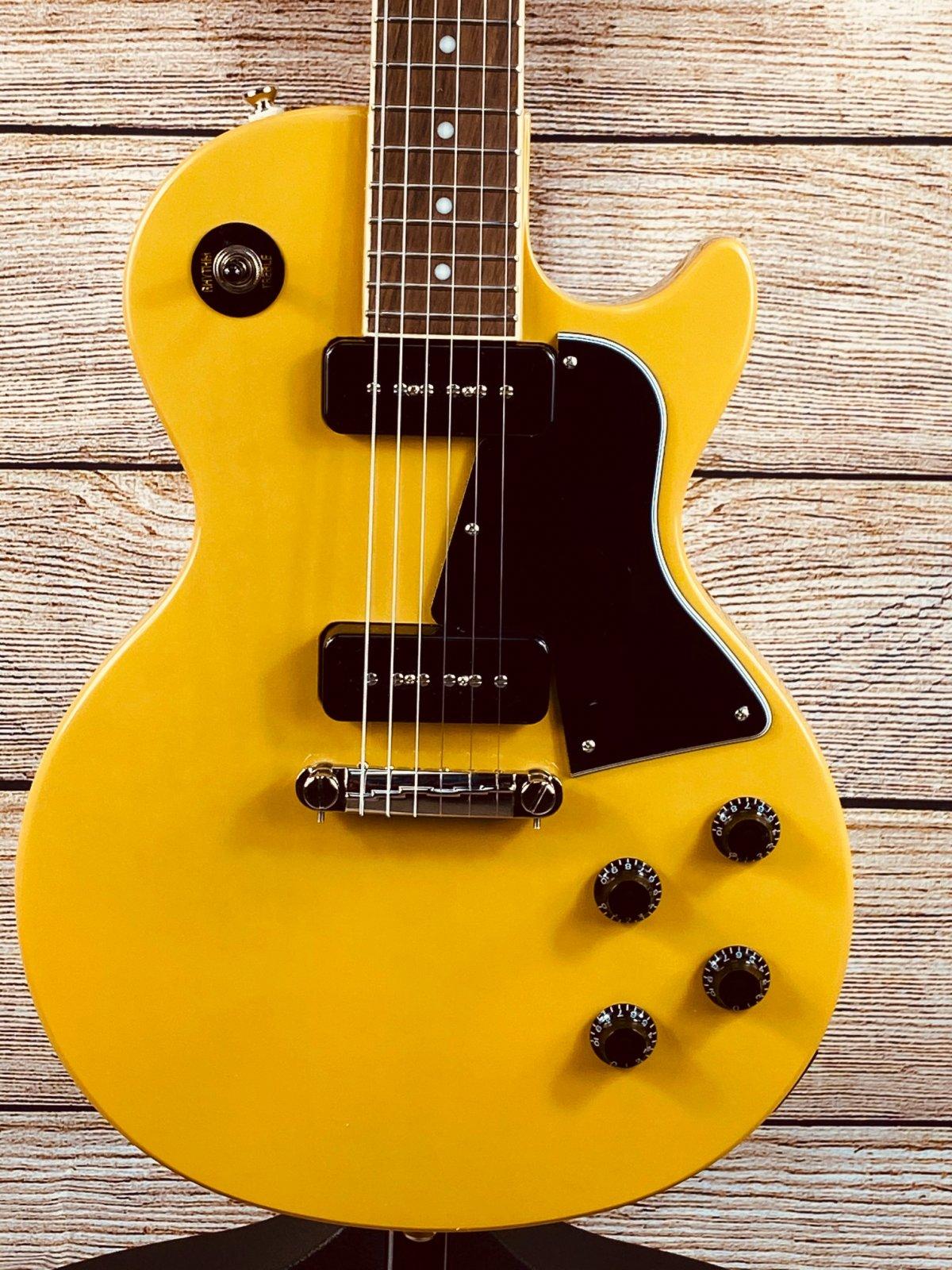 Epiphone Les Paul Special Electric Guitar - TV Yellow