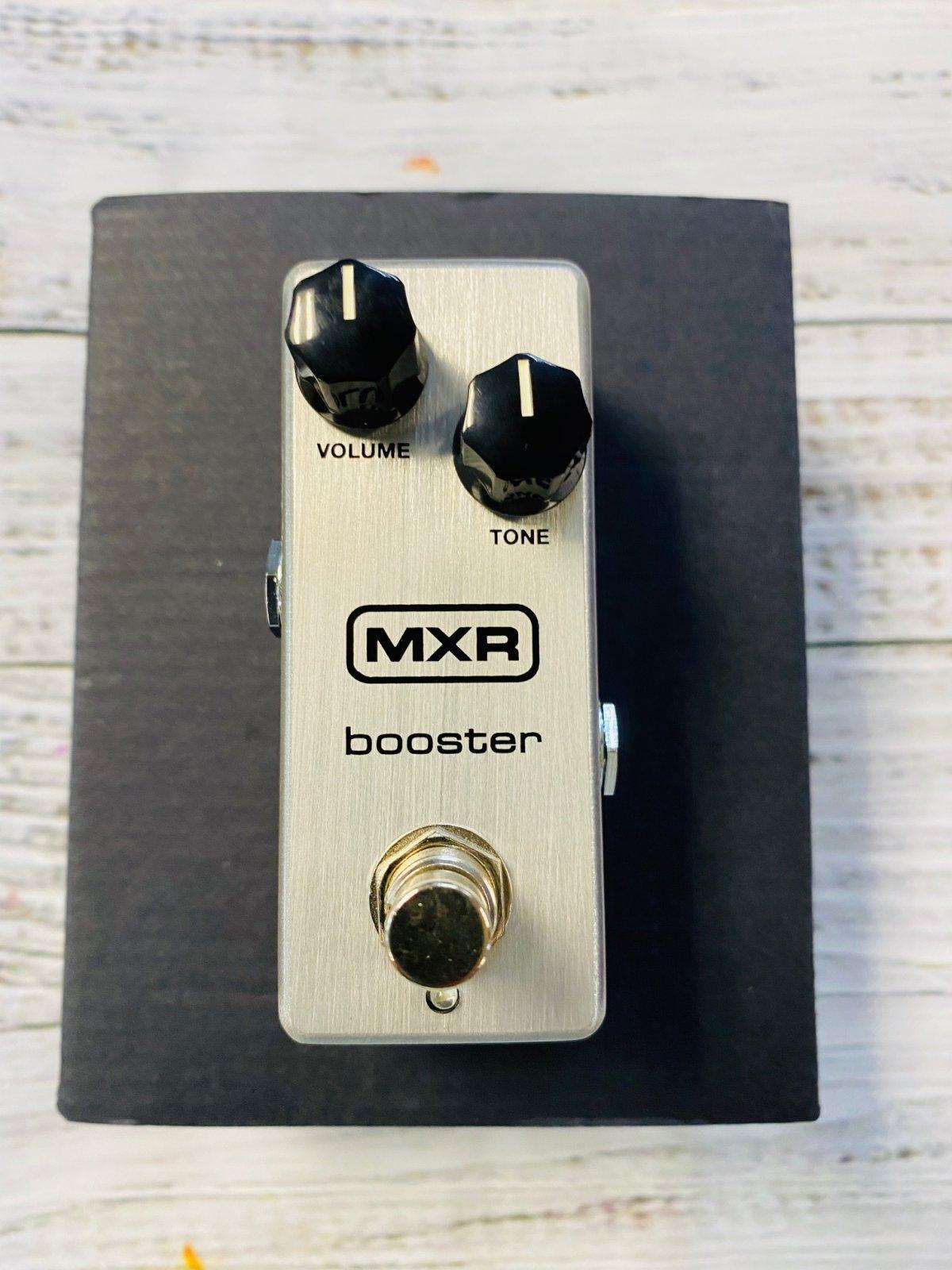 MXR Booster Mini Boost Pedal