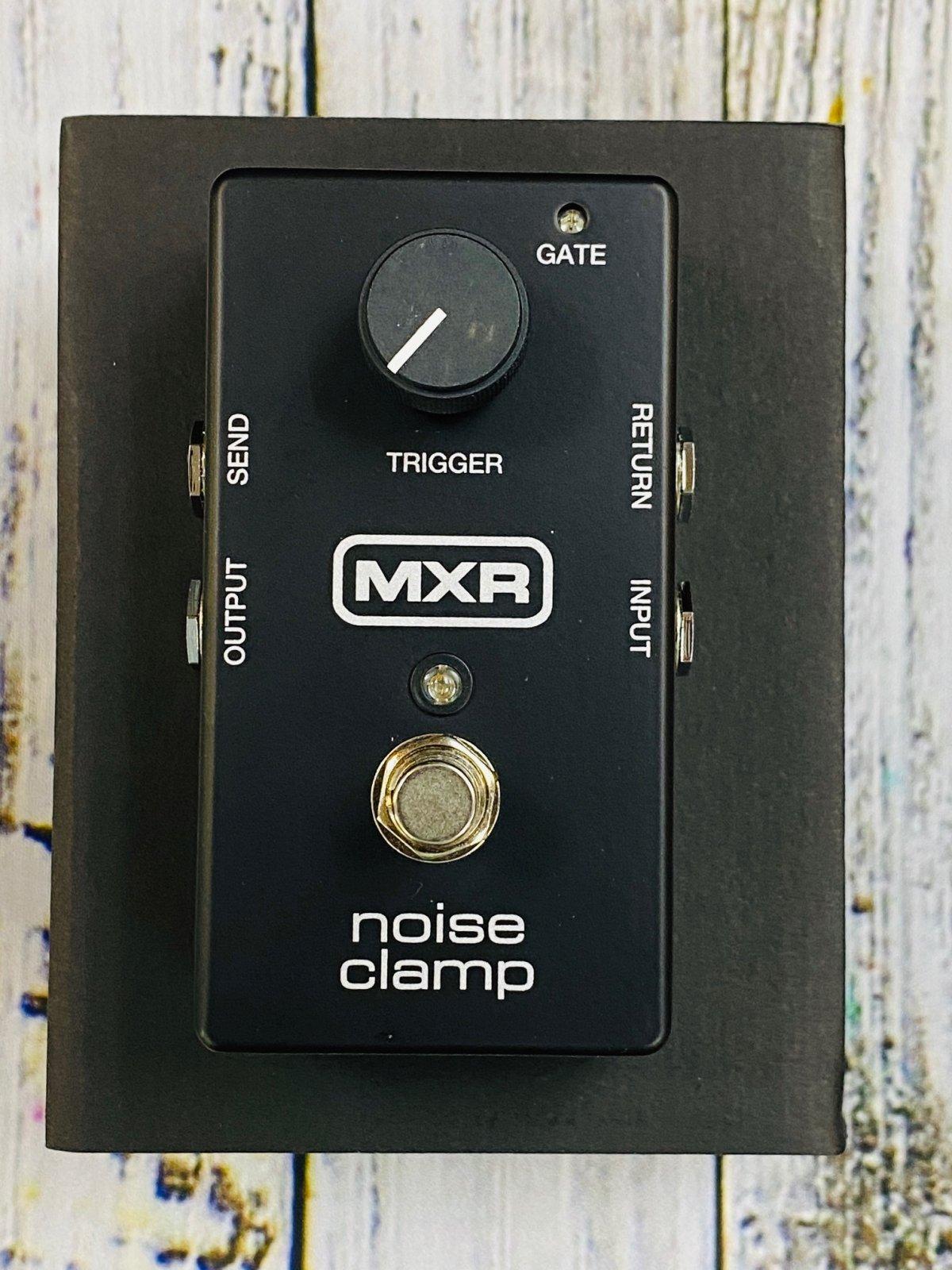 MXR M195 Noise Clamp Noise Reduction / Noise Gate Pedal