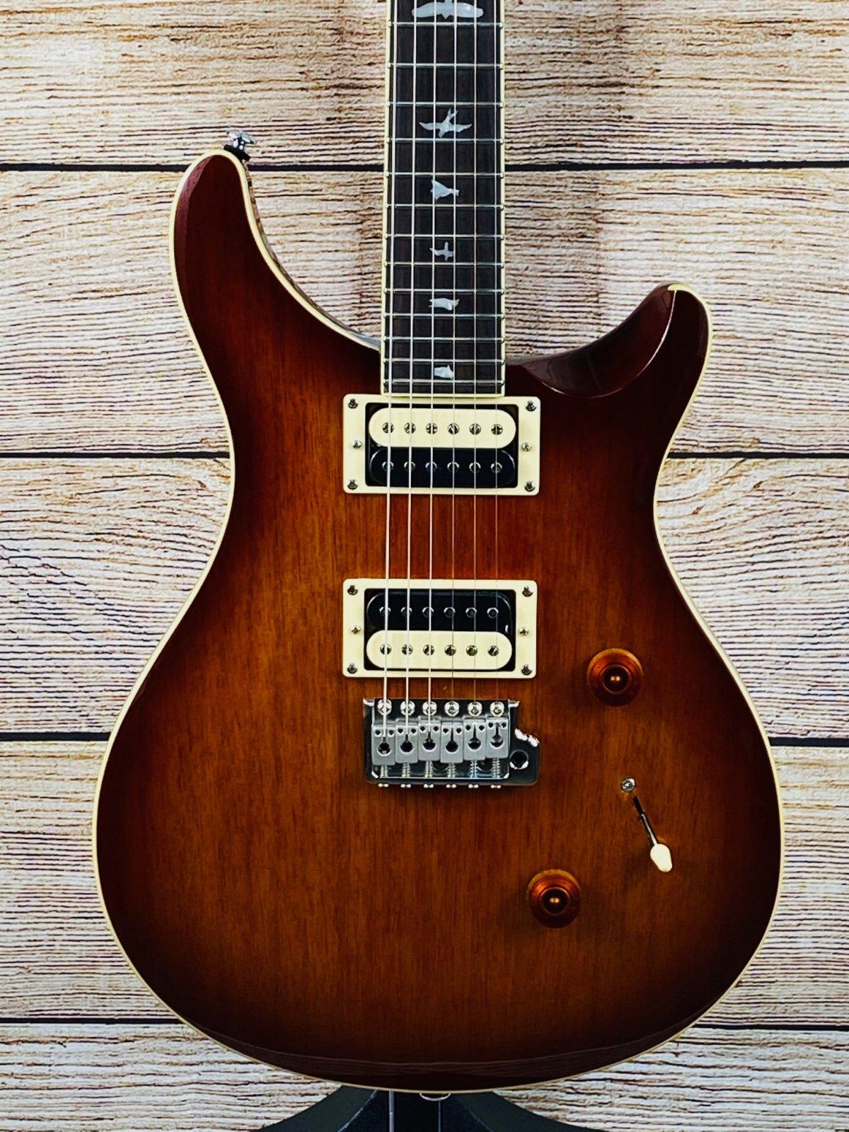 PRS SE Standard 24 Electric Guitar  Tobacco Sunburst